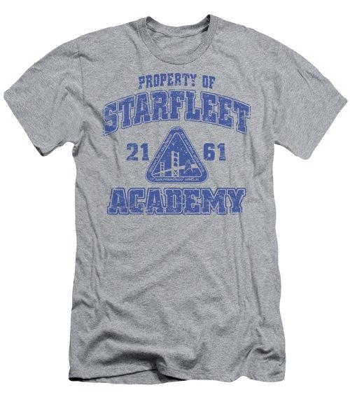 Star Trek - Old School Men's T-Shirt (Athletic Fit)