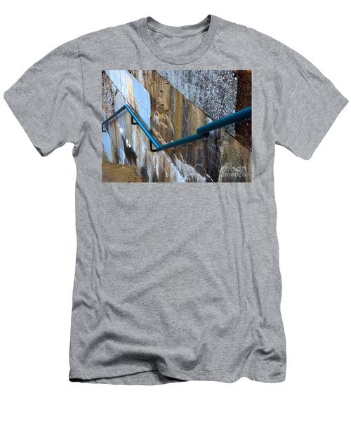Stepping Outside The Lines Men's T-Shirt (Athletic Fit)