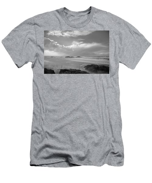 Storm Approaching Men's T-Shirt (Slim Fit) by Roxy Hurtubise