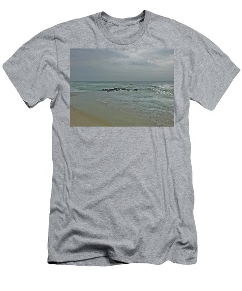 Storm In May Men's T-Shirt (Athletic Fit)