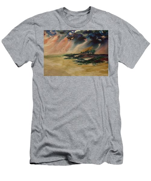 Storm In The Heartland Men's T-Shirt (Athletic Fit)