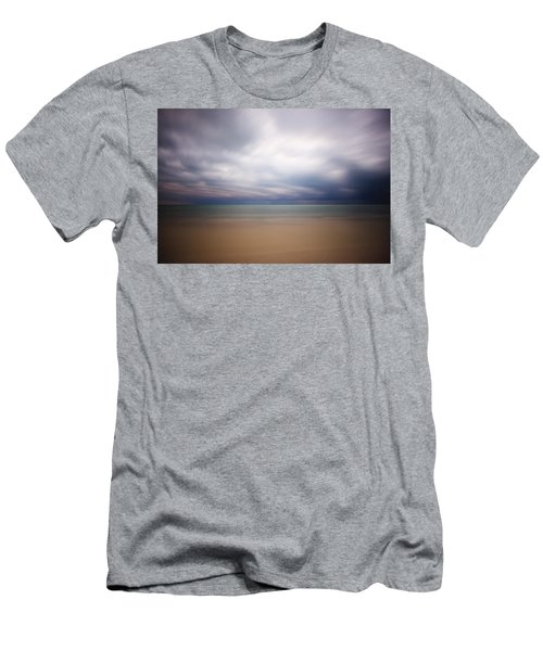 Stormy Calm Men's T-Shirt (Athletic Fit)