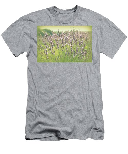 Men's T-Shirt (Slim Fit) featuring the photograph Summer Dreams by Lynn Sprowl