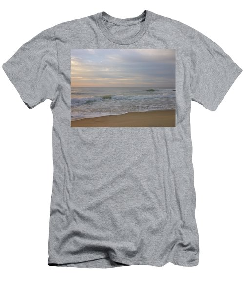 Summer Sunrise Men's T-Shirt (Slim Fit)