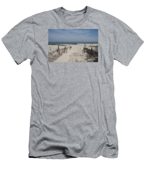 Sun And Sand Men's T-Shirt (Slim Fit) by Christiane Schulze Art And Photography