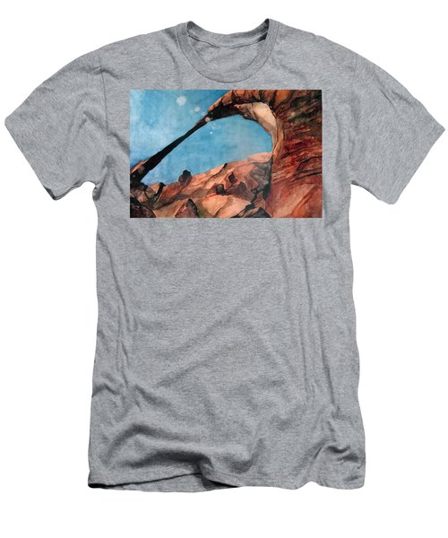 Sun Dogs Men's T-Shirt (Athletic Fit)