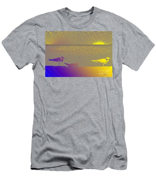Sunbird Men's T-Shirt (Athletic Fit)