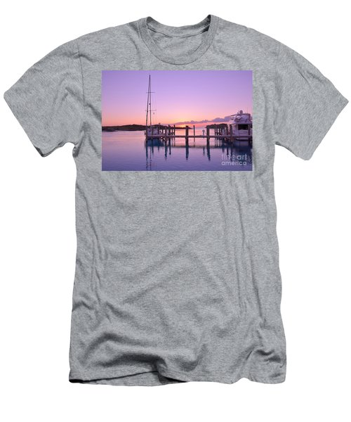 Sundown Serenity Men's T-Shirt (Athletic Fit)