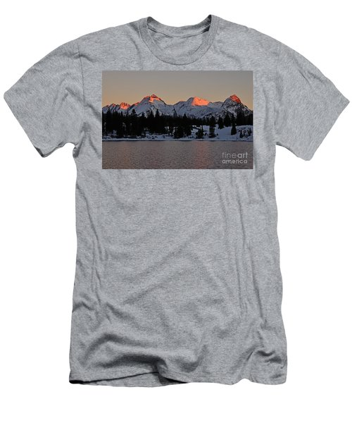 Sunset On The Grenadiers Men's T-Shirt (Athletic Fit)