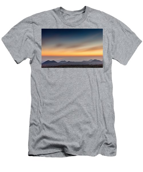Sunset Over The Gulf Men's T-Shirt (Athletic Fit)