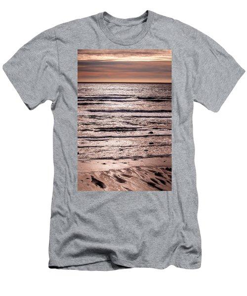 Sunset Ocean Men's T-Shirt (Athletic Fit)