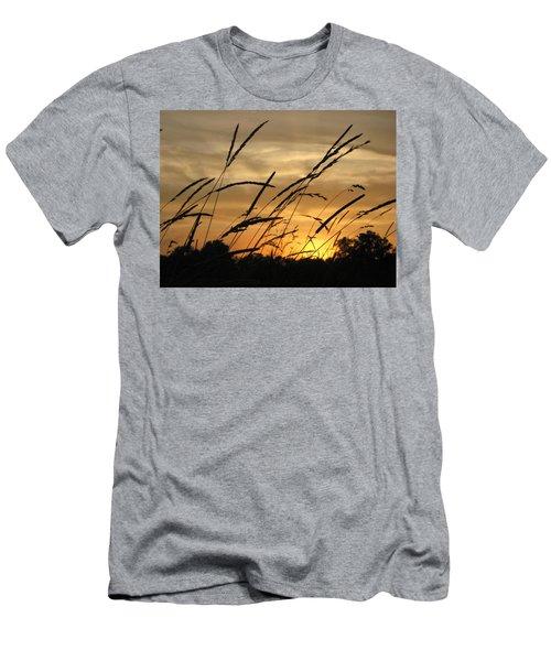 Sunset Sentinels Men's T-Shirt (Athletic Fit)