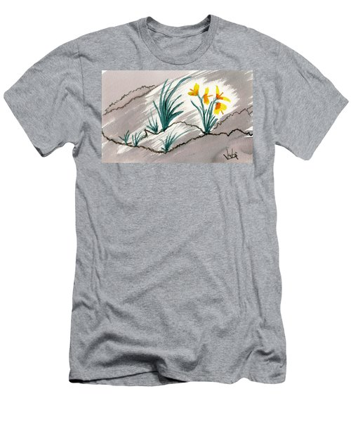 Sunshine From Darkness Men's T-Shirt (Athletic Fit)