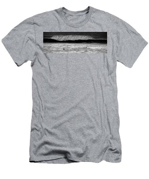Surf Dude Men's T-Shirt (Athletic Fit)