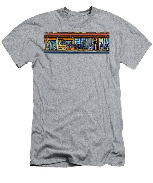 Surf N Sea Men's T-Shirt (Athletic Fit)