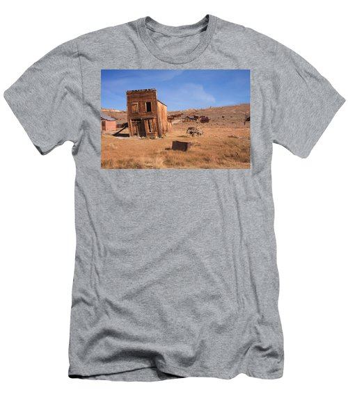 Swazey Hotel Bodie Ghost Town Men's T-Shirt (Athletic Fit)