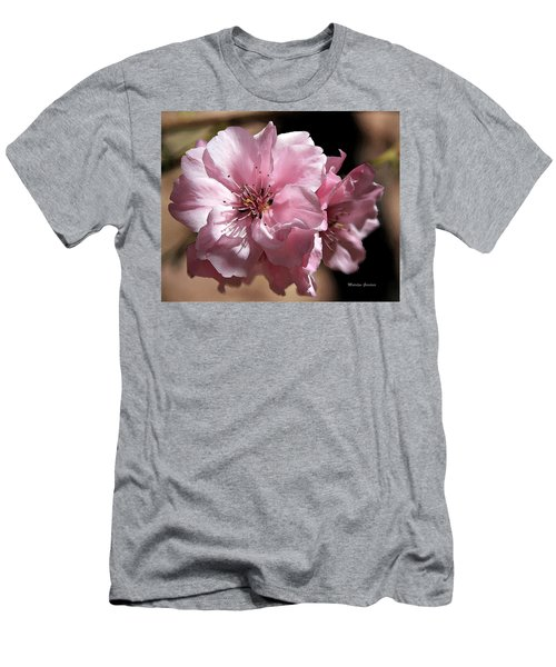Sweet Blossoms Men's T-Shirt (Athletic Fit)