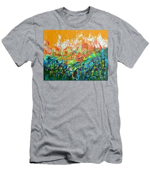 Sweet September Men's T-Shirt (Athletic Fit)