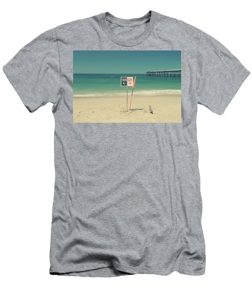 Swim And Surf Men's T-Shirt (Athletic Fit)