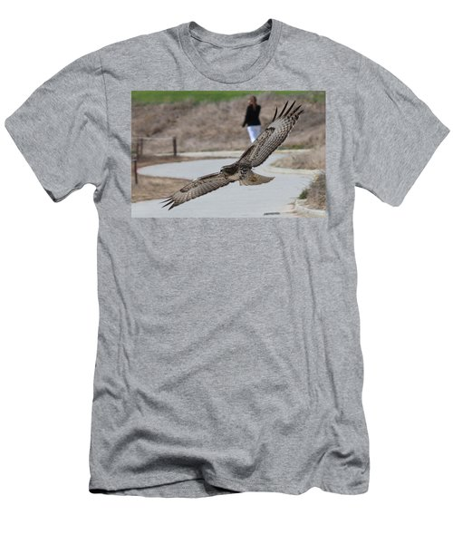 Swoop Men's T-Shirt (Athletic Fit)