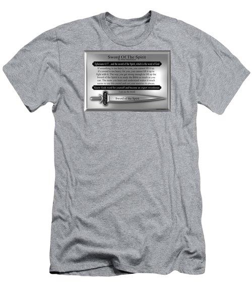 Sword Of The Spirit Men's T-Shirt (Athletic Fit)