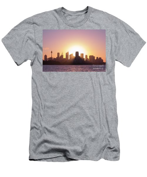 Sydney's Evening Men's T-Shirt (Athletic Fit)