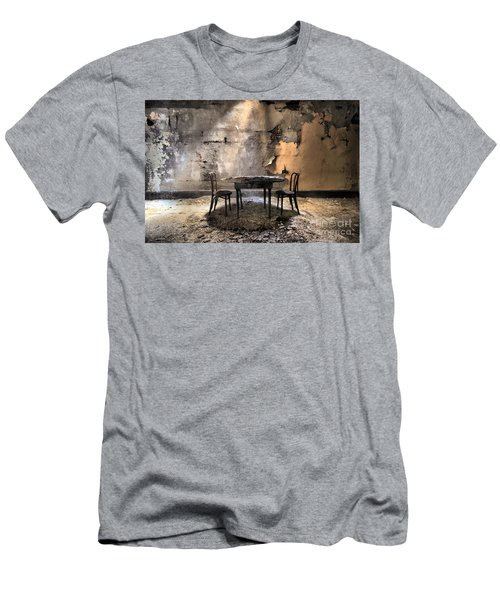Table 4 Two Men's T-Shirt (Athletic Fit)