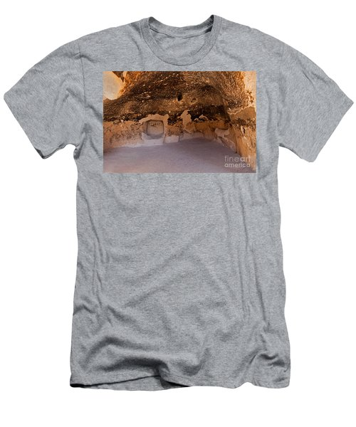 Talus Housefront Room Bandelier National Monument Men's T-Shirt (Athletic Fit)