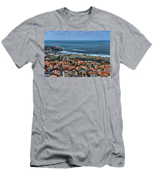 Tel Aviv Spring Time Men's T-Shirt (Athletic Fit)