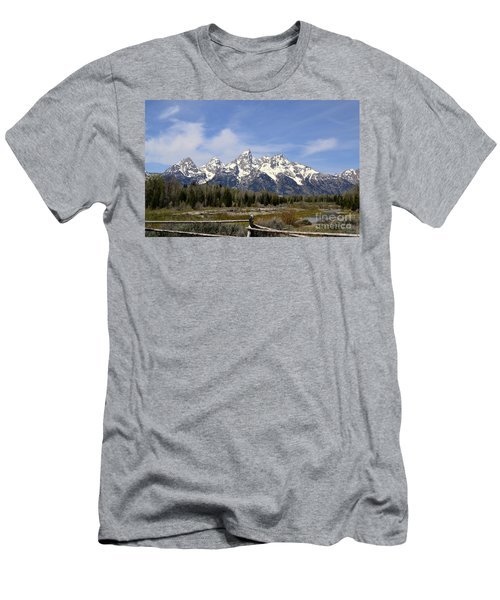 Teton Majesty Men's T-Shirt (Athletic Fit)