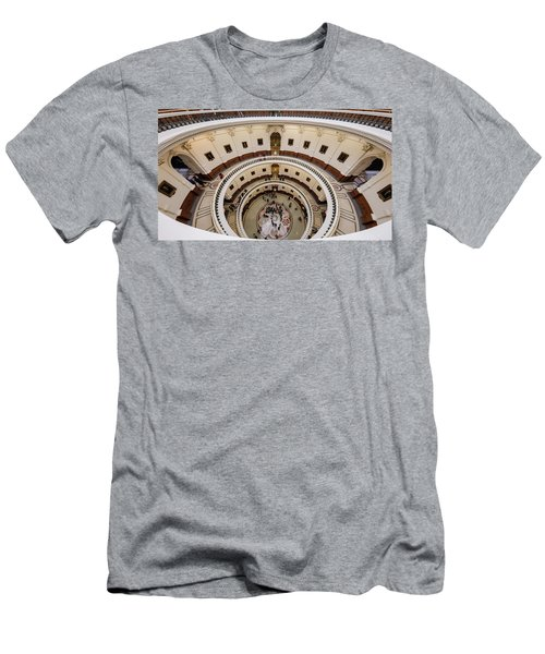 Texas State Capitol, Austin Texas - Men's T-Shirt (Athletic Fit)