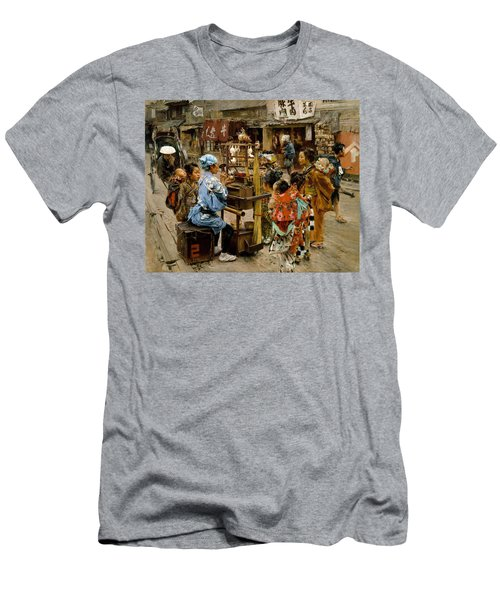 The Ameya Men's T-Shirt (Athletic Fit)