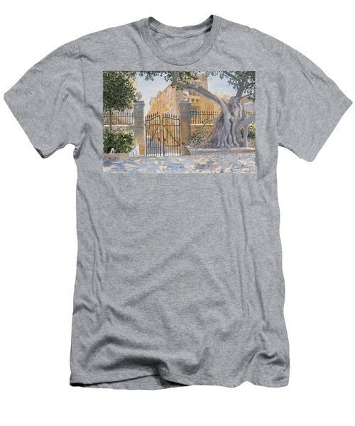 The Ancient Tree Men's T-Shirt (Athletic Fit)