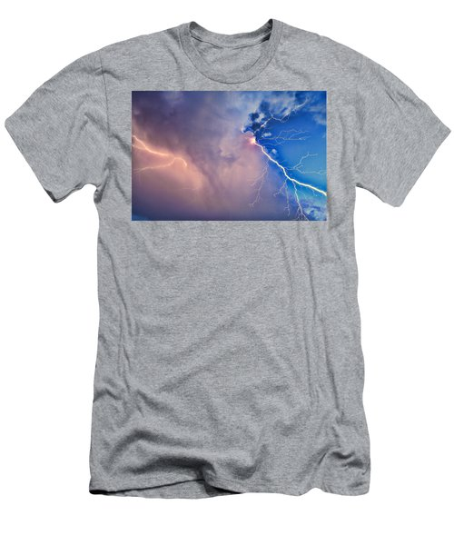 The Arrival Of Zeus Men's T-Shirt (Athletic Fit)