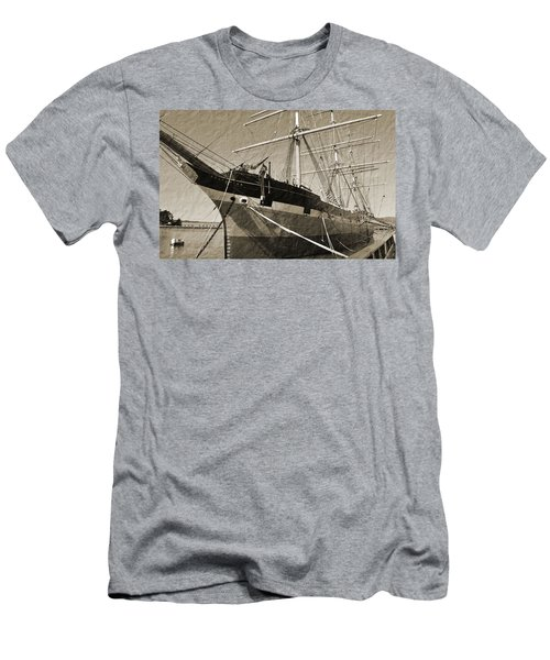 The Balclutha Men's T-Shirt (Slim Fit) by Holly Blunkall