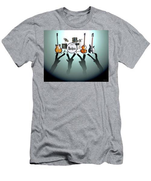 The Beatles Men's T-Shirt (Athletic Fit)