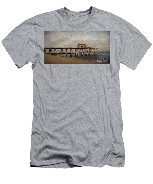 The Belmar Fishing Club Pier Men's T-Shirt (Athletic Fit)