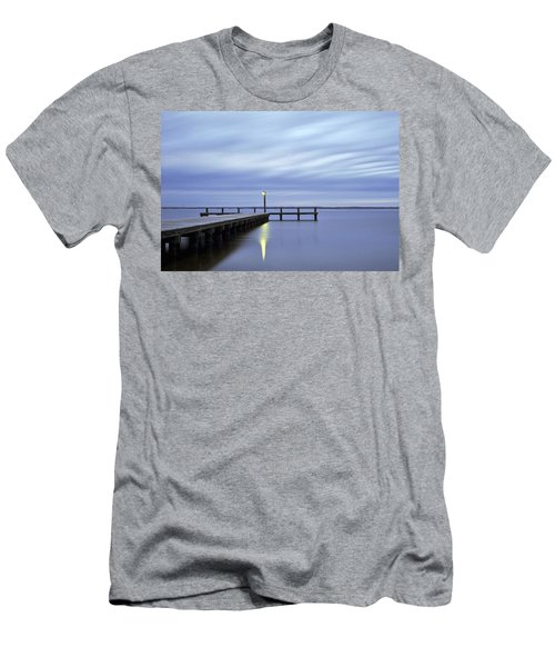 The Blues Lavallette New Jersey Men's T-Shirt (Athletic Fit)