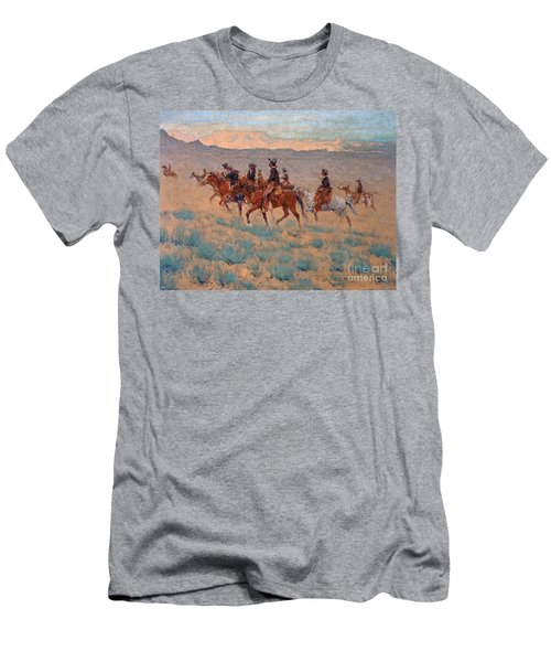 The Cowpunchers Men's T-Shirt (Athletic Fit)