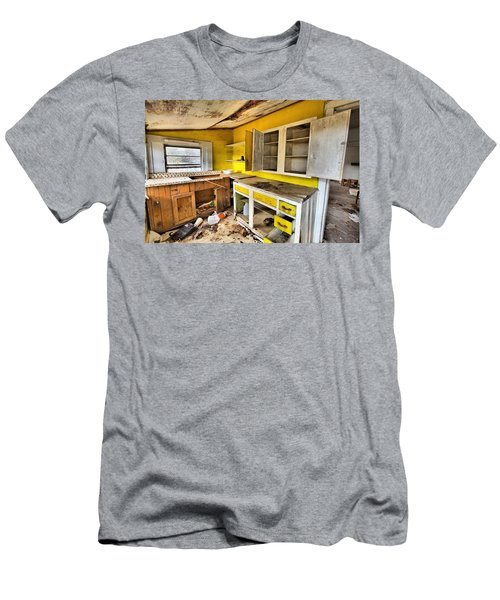 The Cupboard Is Bare Men's T-Shirt (Athletic Fit)