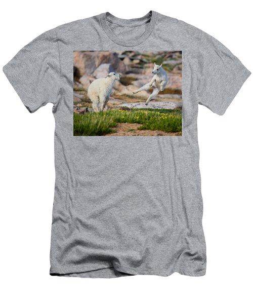 The Dance Of Joy Men's T-Shirt (Athletic Fit)