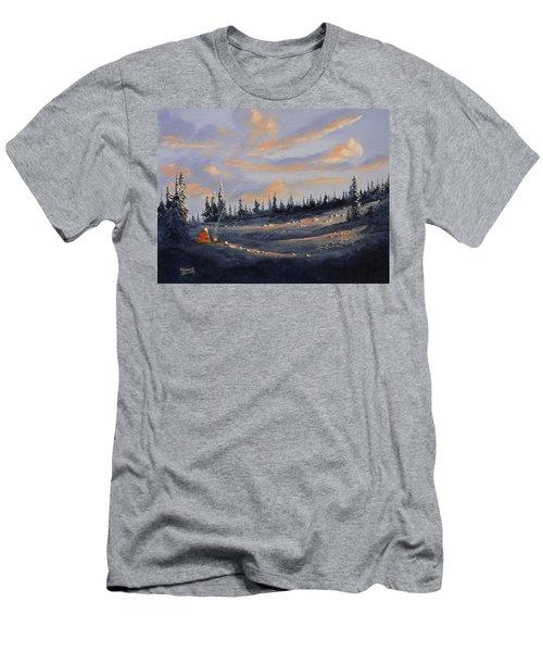 The Days End Men's T-Shirt (Slim Fit) by Richard Faulkner