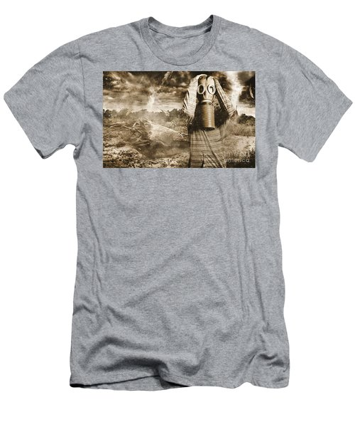 The Downfall Men's T-Shirt (Athletic Fit)