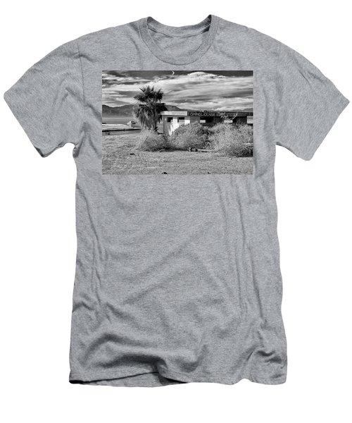 Men's T-Shirt (Slim Fit) featuring the photograph The Dying Sea by Michael Pickett