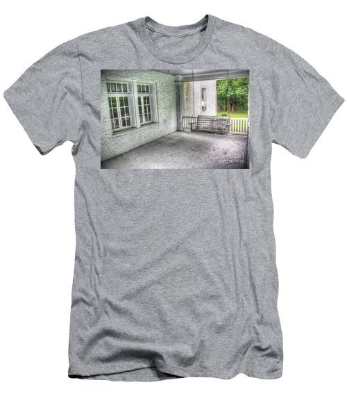 The Empty Porch Swing Men's T-Shirt (Athletic Fit)