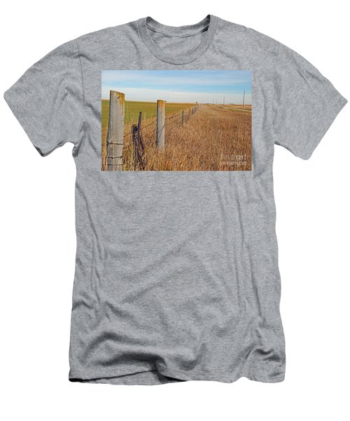 The Fence Row Men's T-Shirt (Athletic Fit)
