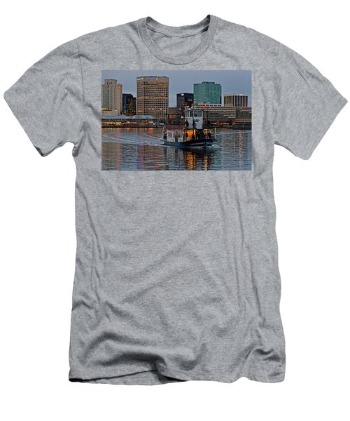 The Ferry To Portsmouth Men's T-Shirt (Athletic Fit)