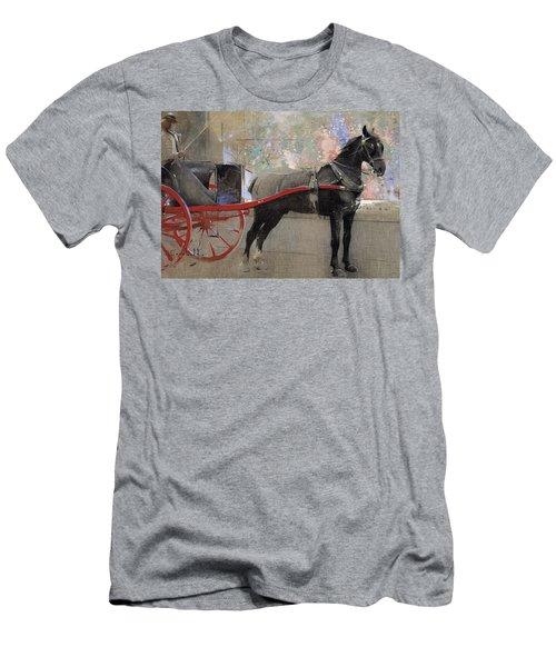 The Flower Shop Men's T-Shirt (Athletic Fit)