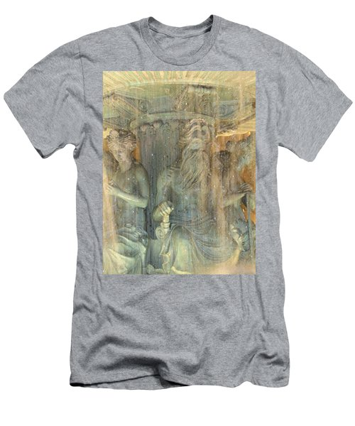 The Fountain Men's T-Shirt (Athletic Fit)