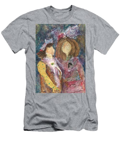 the Girls Men's T-Shirt (Athletic Fit)